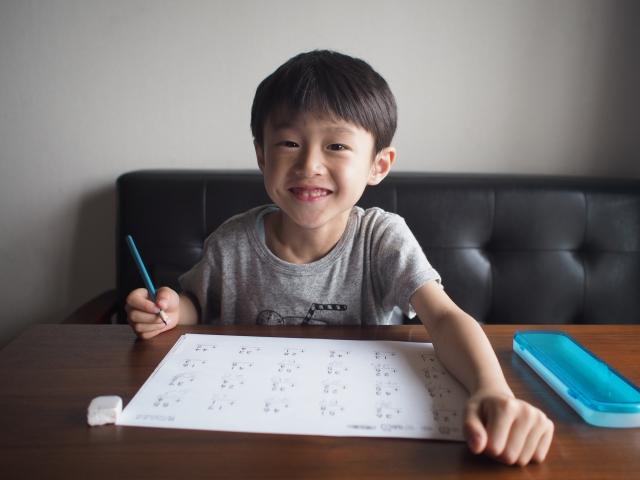 記憶力がいい子供はこうやって育てる!知って得する6つのこと