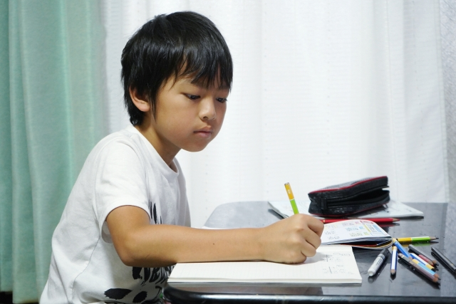 子供の集中力を高める,カンタンな5つの方法